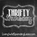 Thrifty-Thursday-Linky-Party-at-LivingWellSpendingLess.com_