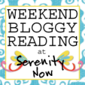 Weekend Bloggy Reading
